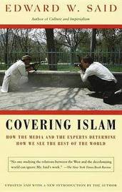 Covering Islam by Edward W. Said image