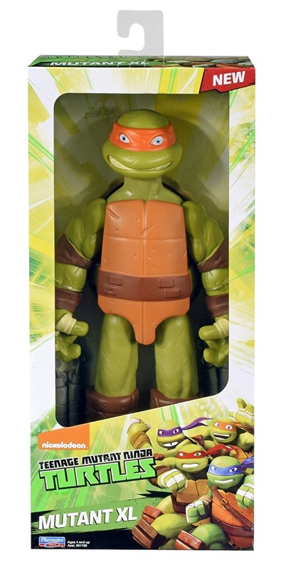 TMNT: Mutant XL Figure - Michelangelo