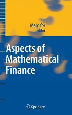 Aspects of Mathematical Finance image