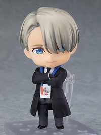Yuri!!! On Ice: Nendoroid Victor Nikiforov (Coach Ver.) - Articulated Figure