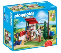 Playmobil: Country - Horse Grooming Station (6929)