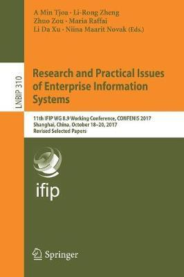 Research and Practical Issues of Enterprise Information Systems image
