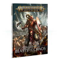 Warhammer Age of Sigmar: Battletome - Beasts Of Chaos