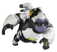 Overwatch: Cute but Deadly - Winston Figure