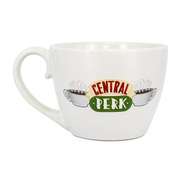 Friends: Central Perk Cappuccino Mug