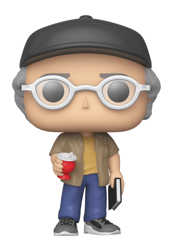 IT: Chapter 2 - Shopkeeper (Stephen King) Pop! Vinyl Figure