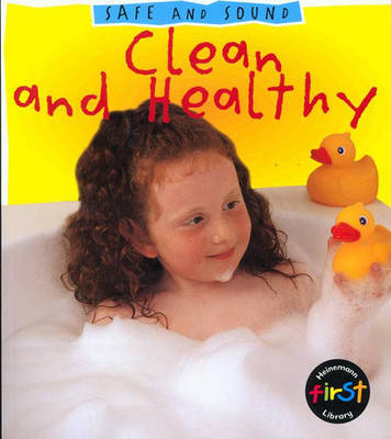 Clean and Healthy by Angela Royston image