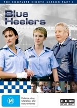 Blue Heelers - The Complete 8th Season: Part 1 (6 Disc Set) on DVD