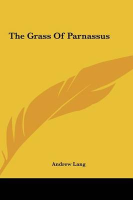 The Grass of Parnassus by Andrew Lang image