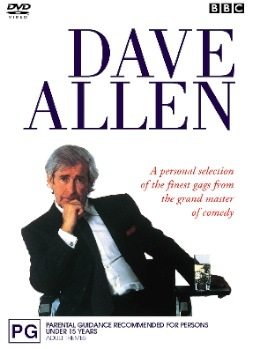 Dave Allen on DVD image