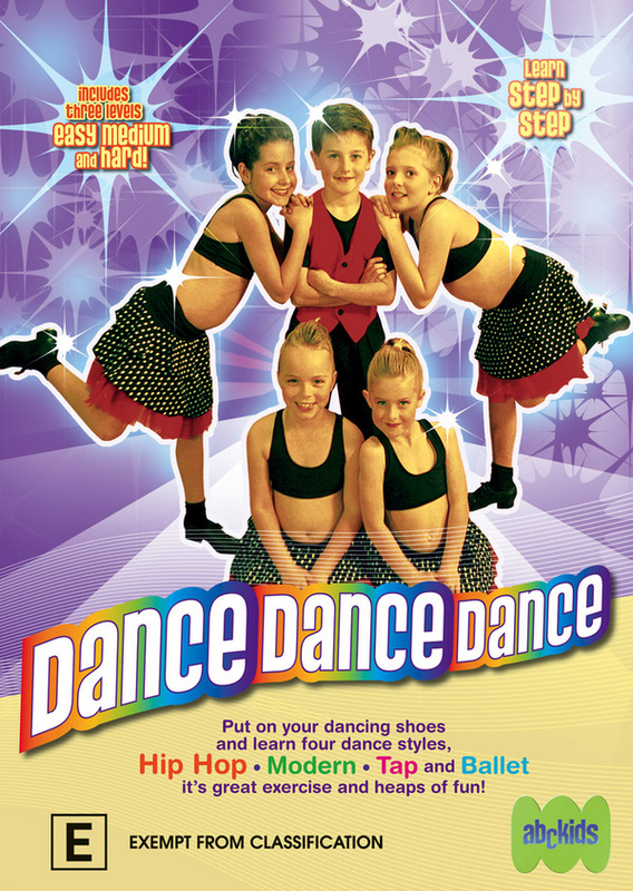 Dance, Dance, Dance on DVD