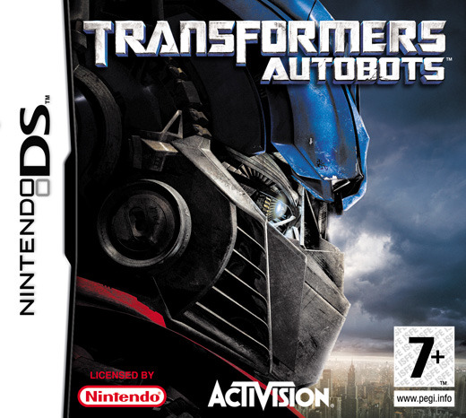Transformers: Autobots for Nintendo DS