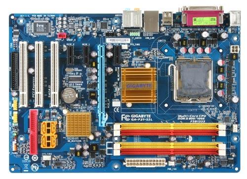 GIGABYTE P31-S3L ATX LGA775