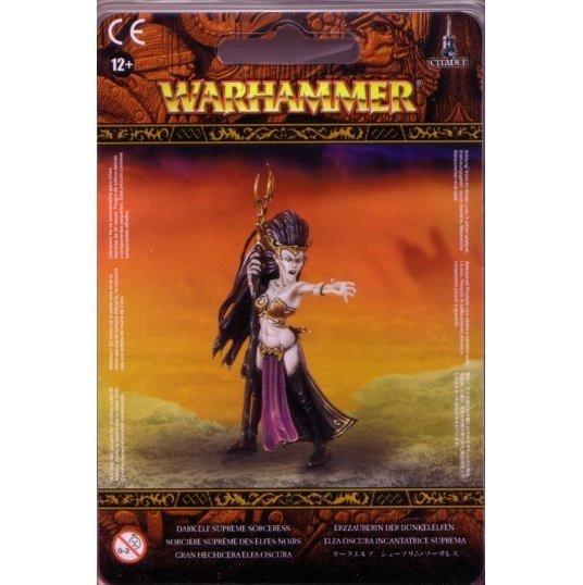 Warhammer Dark Elf Supreme Sorceress