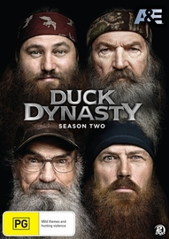 Duck Dynasty - Season Two on DVD