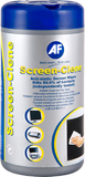 AF Screen-Clene Wipes Tub of 100