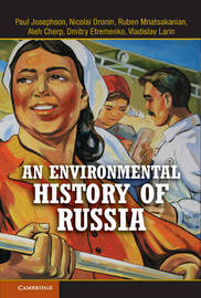An Environmental History of Russia by Paul R Josephson image
