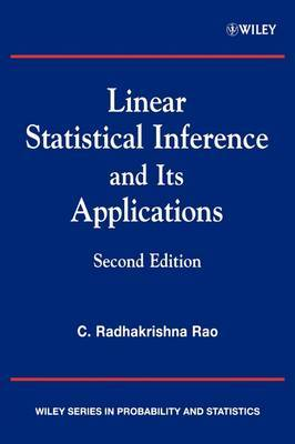 Linear Statistical Inference and its Applications by C.Radhakrishna Rao image