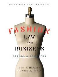 Fashion Law & Business by Lois F Herzeca