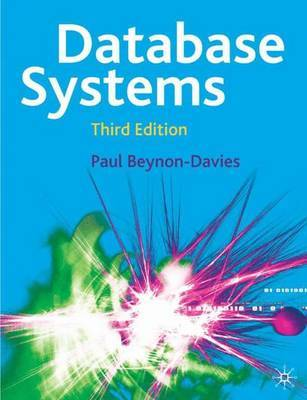Database Systems by Paul Beynon-Davies image
