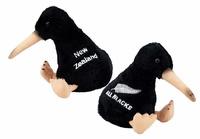 NZRU: AB Mini Kiwi Plush Puppet (12 cm)