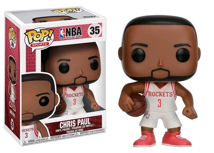 NBA - Chris Paul Pop! Vinyl Figure image