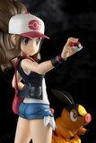 Pokemon: ARTFX-J 1/8 Hilda & Tepig - PVC Figure