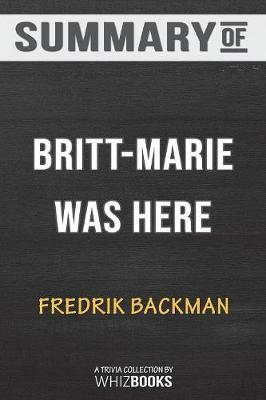 Summary of Britt-Marie Was Here by Whizbooks image