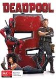 Deadpool 2 on DVD