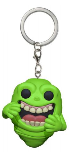 Ghostbusters - Slimer Pop! Keychain