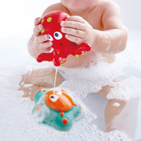 Hape: Ocean Floor Squirters - Bath Toy Set image
