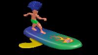 Wahu: Surfer Dudes - Sunny Coast Sammy image