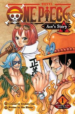 One Piece: Ace's Story, Vol. 1 by Sho Hinata