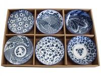 LaVida: Japanese Bowls (Set of 6)