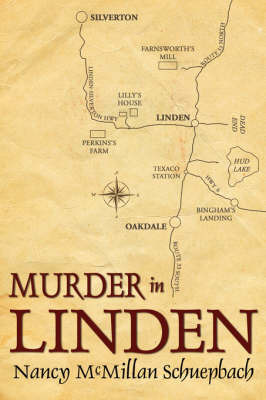 Murder in Linden by Nancy McMillan Schuepbach image