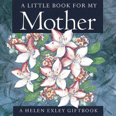 Little Book for My Mother image