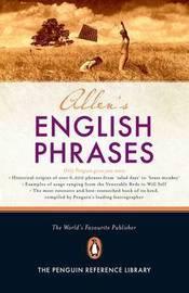 Allen's Dictionary of English Phrases by Robert Allen image