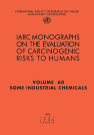 Some Industrial Chemicals: v. 77 by International Agency for Research on Cancer
