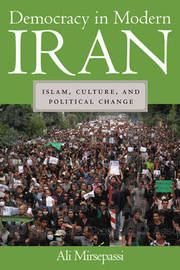 Democracy in Modern Iran by Ali Mirsepassi image