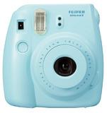 Fujifilm Instax Mini 8 Bundle - Blue