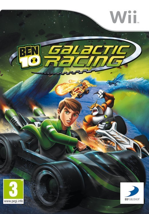 Ben 10: Galactic Racing for Nintendo Wii