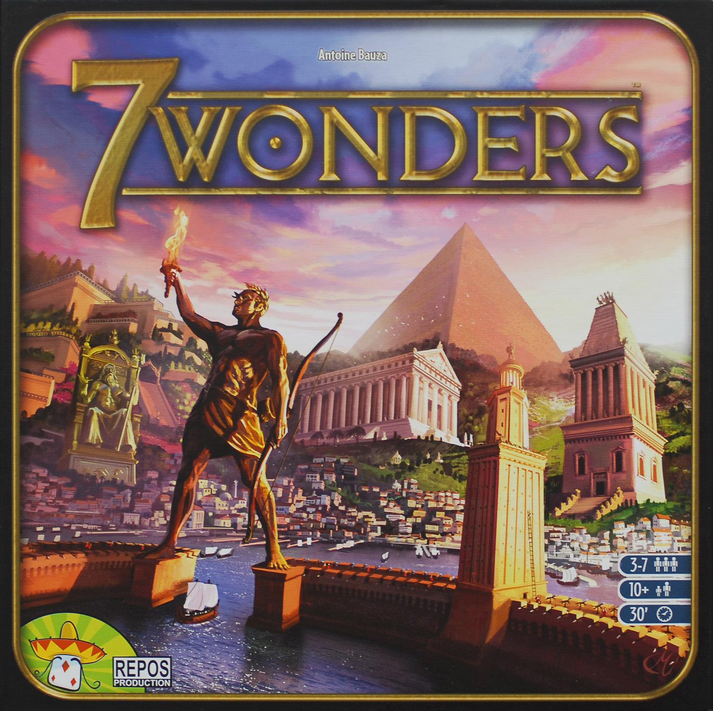 7 Wonders - Board Game image