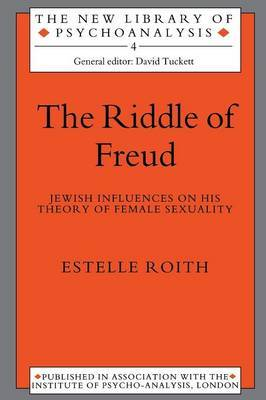 The Riddle of Freud by Estelle Roith image