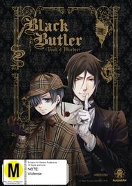 Black Butler: Book Of Murder DVD