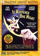 It Happened One Night on DVD