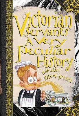 Victorian Servants by Fiona MacDonald image