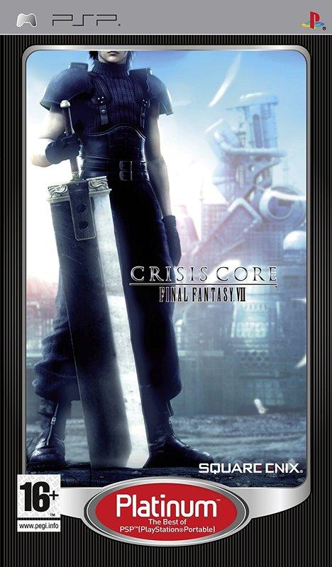 Final Fantasy VII: Crisis Core (Platinum) for PSP