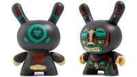 "Dunny - Kuba 5"" Dunny by Mike Fudge"