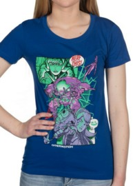 Overwatch Nerf This Women's Tee (Large)