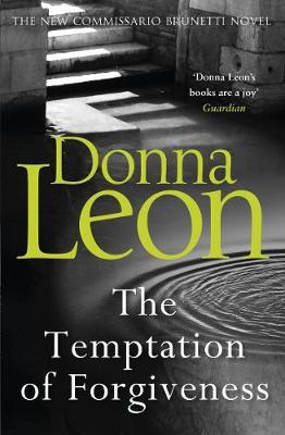The Temptation of Forgiveness by Donna Leon image